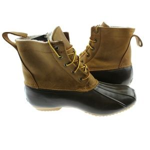 Field & Stream Womens Insulated Winteer Duck Boots